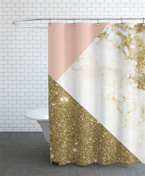 pink and gold curtains best 25 gold shower curtain ideas on pinterest gold