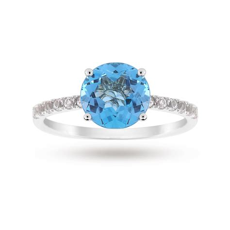 buy cheap topaz ring compare s jewellery prices