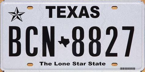 Kansas Vanity Plates Texas 3 Y2k