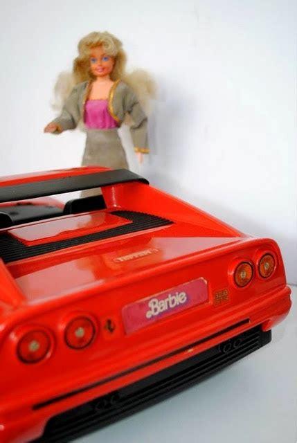 barbie ferrari ferrari dia a dia barbie dona de casa anos 80 90
