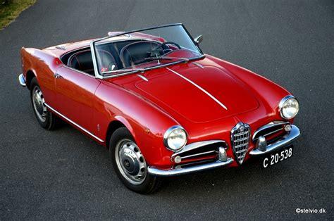 1957 Alfa Romeo Giulietta Spider Alfa Romeo Giulietta Spider 1957 Stelvio