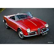 Alfa Romeo Giulietta Spider  1957 Stelvio