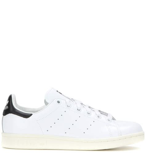 stan smith leather sneakers adidas originals stan smith leather sneakers mytheresa