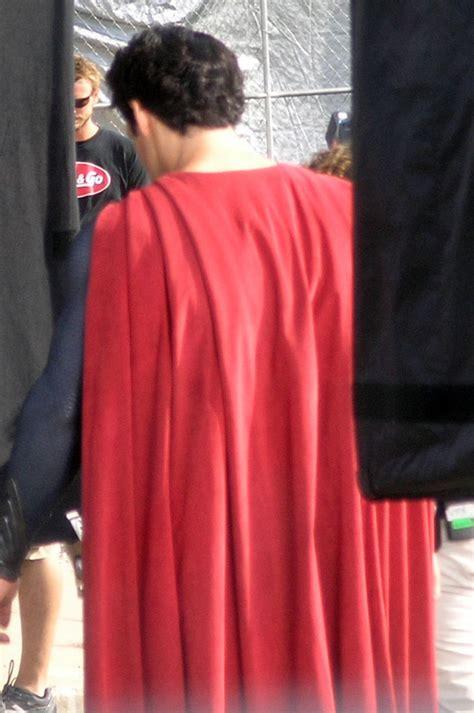 Celana Loreng Kren kostum baru superman 2012 tanpa celana dalam
