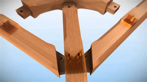 introduction hayrake table wood joinery farmhouse