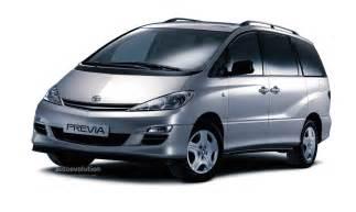 Toyota Privia Toyota Previa Specs 2003 2004 2005 Autoevolution