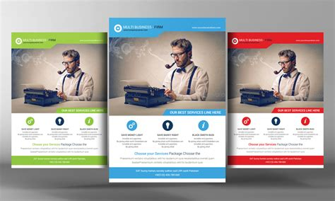 the best flyer design templates