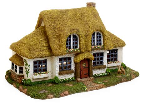 miniature gardening com cottages c 2 fairy garden miniature large thatched english cottage my