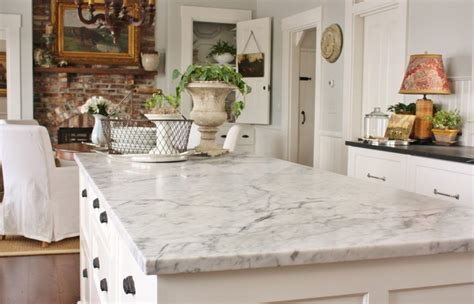 Marble Countertops Uk by Pros And Cons Of Carrara Marble Countertops Inovastone