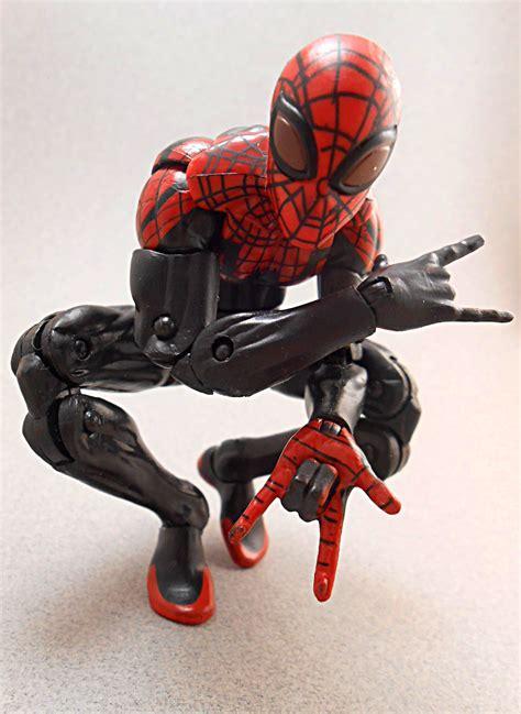 Figure Mainan Spider Merk Hasbro Original jual figure superior marvel legends