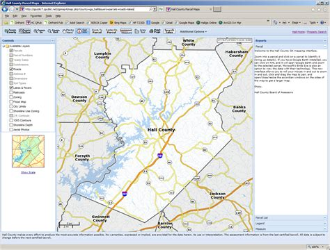 County Ga Search Gis Essay