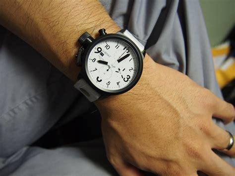 u boat watch serial number u boat u 42 gmt 53mm titanium watch freeks