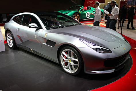 Ferrari Gtc4 Lusso T by Ferrari Gtc4 Lusso T Juste Une Familiale D Entr 233 E De