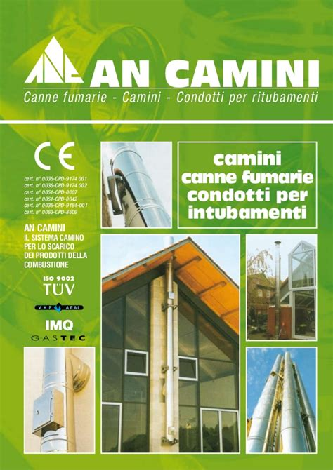 An Camini by Brochure Istituzionale An Camini