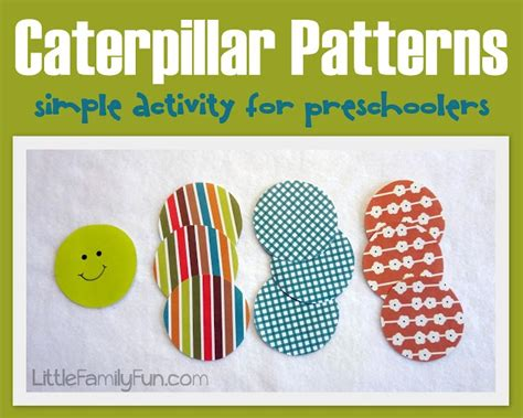 introducing pattern to kindergarten 117 best images about preschool bugs butterflies on