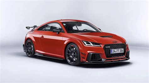 Audi Tt Clubsport by Audi Tt Clubsport Concept Races Into Sema With 600 Hp