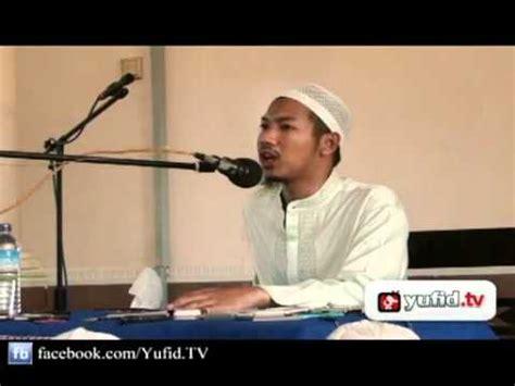 Meluruskan Sejarah Wahhabi Abu Ubaidah As Sidawi ada apa dengan wahhabi bagian 3 yufid tv gratis ceramah agama islam