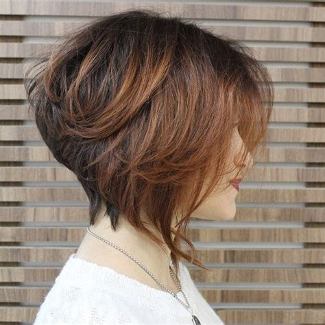 wedge haircuts for thick hair 20 wonderful wedge haircuts