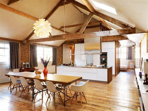 Open Concept Kitchen Living Room Designs by Open Plan O Concepto Abierto En La Decoraci 243 N De Casas