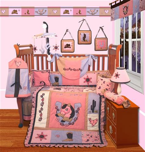cowgirl crib bedding musical mobile for western cowgirl baby crib bedding ebay