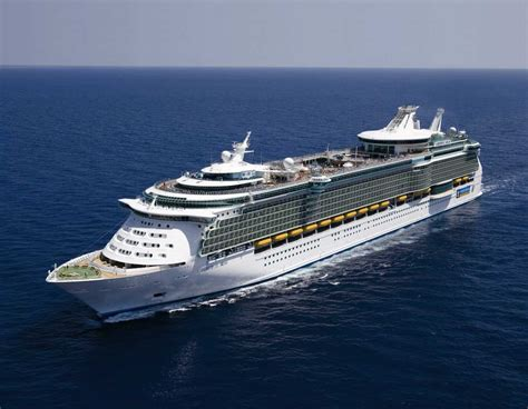 royal caribbean luxury cruise ship