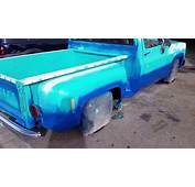 1974 Chevy C10 Short Bed Step Side Update On Patina Paint