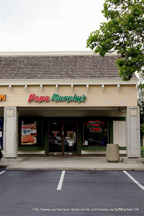 Table Pizza Milpitas by Papa Murphy S Take N Bake Pizza In Milpitas Ca Photo