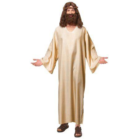 the robe of jesus jesus robe adult costume standard walmart