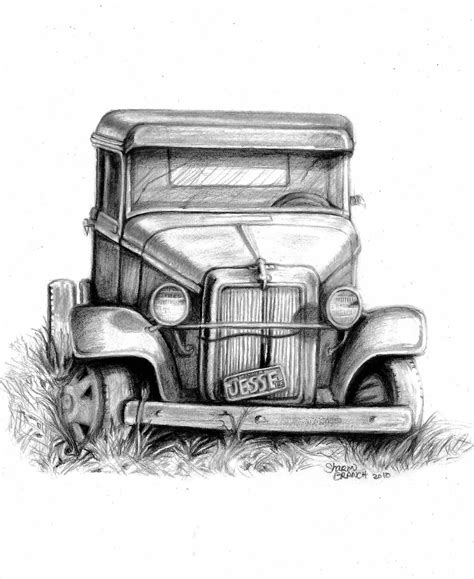 vintage cars drawings classic vintage cars drawings car clipart oldies pencil