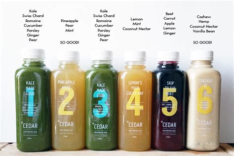 Buy Juice Detox Ireland by Lifestyle Cedar Juice 3 Day Juice Cleanse My