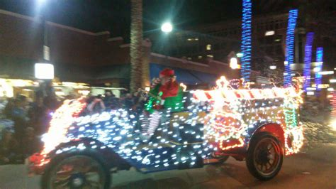 tempe arizona christmas lights parade 2015 doovi