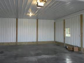 how to finish the inside of a pole barn finishing the finishing inside of pole barn studio