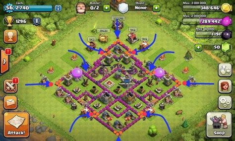 best wall pattern clash of clans pin best clan in urban rivals database on pinterest