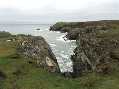 rugged coastline wales coast path run trearddur bay to holyhead a simple of luxury