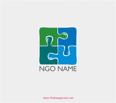 free ngo logo design sles freebie vector logo for water conservation firm