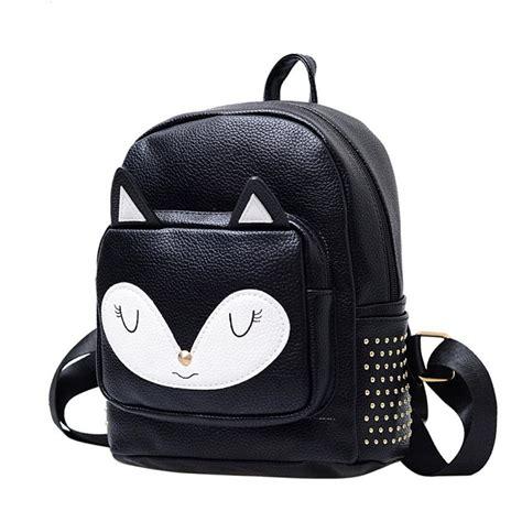 Backpack Mini Fox by 2017 New S Fox Pu Leather Mini Backpack