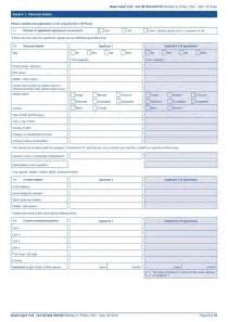 personal loan application form template free standard bank personal account application form pdf
