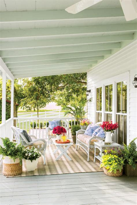 southern living porches 7 southern porches cococozy