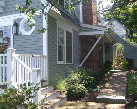 cottage deck home design ideas pictures remodel  decor