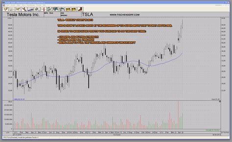 Tesla Chart Analysis How To Trade Stocks Tsla Vs Xon Intrexon Technical