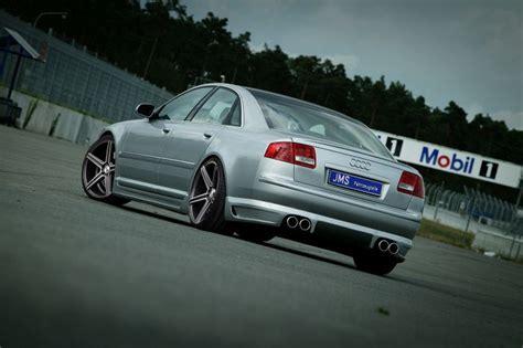 Audi A8 Tuning Teile by Jms Heckspoiler Exclusiv Line Audi A8 4e Jms