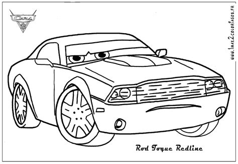 cars red coloring pages coloriages cars 2 red torque cars 2 coloriages les