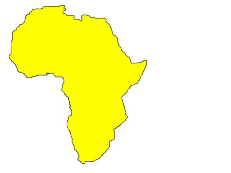 africa map clipart africa map outline clip images