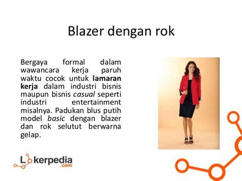 Sepatu Gats Kw tips berpakaian untuk wanita saat kerja part time