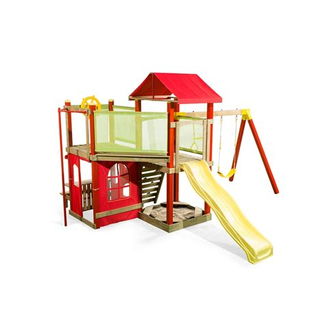 swing sets bunnings swing slide climb windsor play set bunnings warehouse