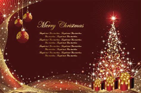 christmas card background vector  vector vector