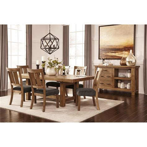 ashley dining room signature design by ashley tamilo casual dining room group
