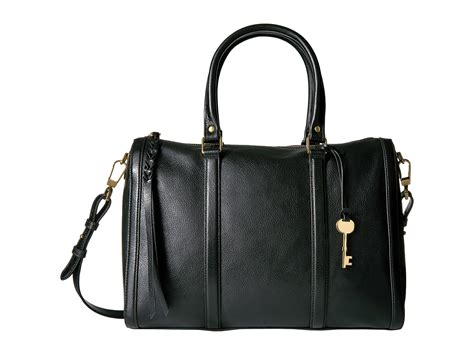 Fossil Large Satchel by Fossil Kendall Large Satchel At Zappos