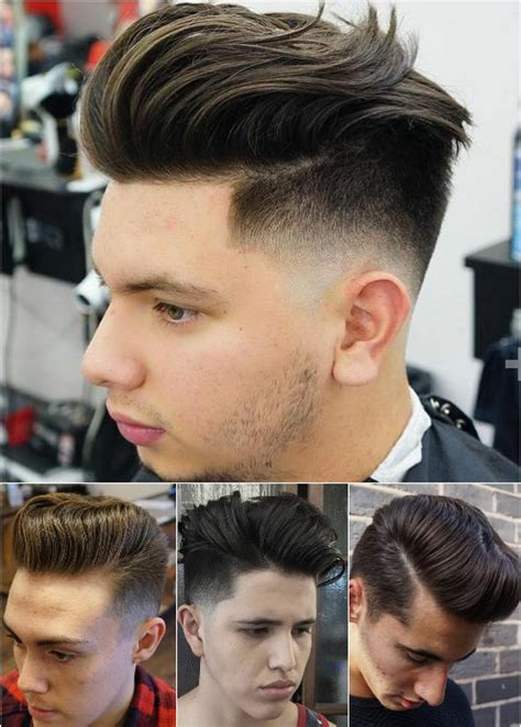the pompadour men s hair ideas in 2016