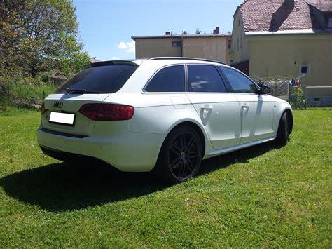 Audi A4 Weiß by Audi4ever Fahrerdatenbank